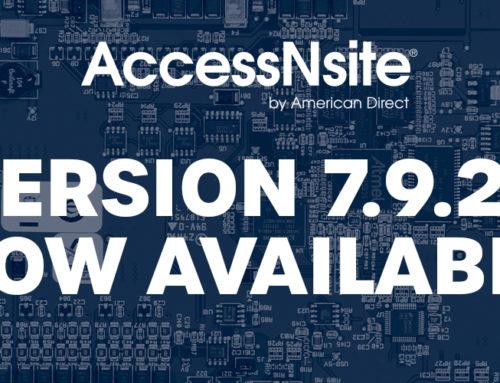 AccessNsite Unleashes Significant Enterprise Level Performance Enhancements