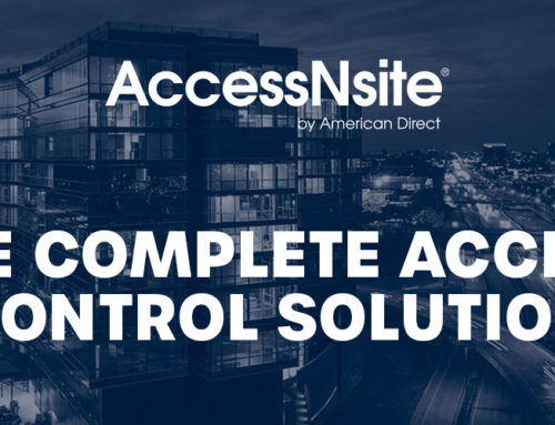 One Subcontractor. One Access Control Solution.