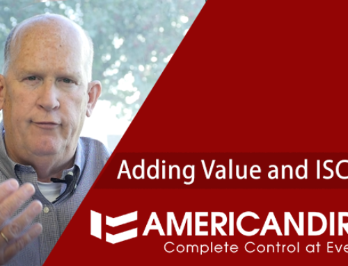 Adding Value and ISC West